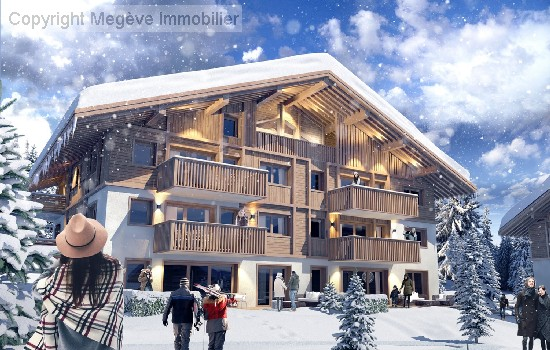 vente appartement MEGEVE 5 pieces, 143,84m