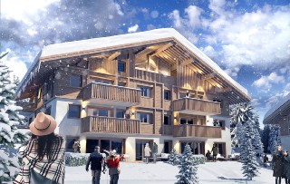 vente appartement MEGEVE 3 pieces, 68,21m